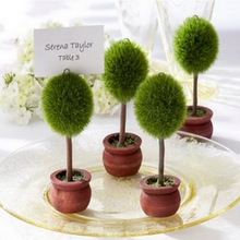 design topiary photo holderplace card holder unique party decoration favorsfree shipping