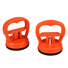 Hohe Dent Remover Puller Karosserie Repair for Auto Car Home Glass Suction Cup Lifter Tool Orange Auto Saugnapf Pad Glas Heber(China)