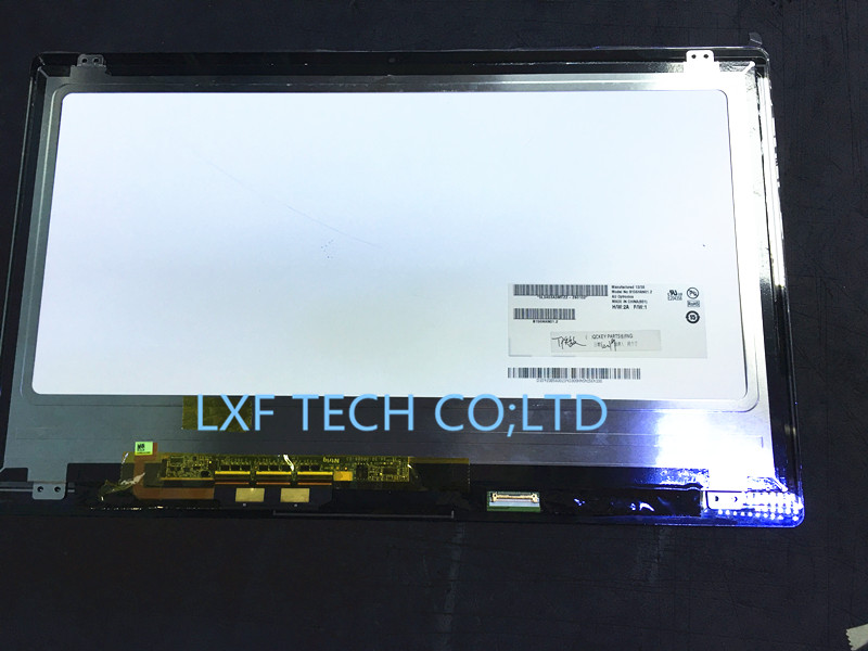 15.6 Laptop Touch screen  IPS Screen B156HAN01.2 + Touch Glass Panel For Acer Aspire R7-572 Assembly Replacement<br><br>Aliexpress