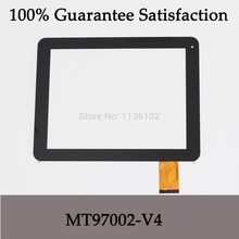 New 9.7'' inch MT97002-V2 MT97002-V4D Capacitive Touch Screen Touch Panel Digitizer Dlass for Yuandao window N90 dual core 2 II(China)