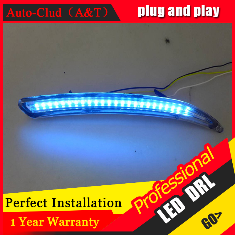 Auto Clud car styling For Buick regal GS LED DRL For regal GS led daytime running light High brightness guide LED DRL B style<br><br>Aliexpress