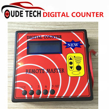 Good Quality Original Digital Counter Remote Master Wireless Rf Remote Controller Locksmith Tool