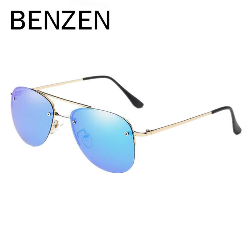BENZEN Polarized Sunglasses Men Brand Designer Male Sun Glasses HD Driving Glasses Oculos For Men Women With Case Black 9118<br><br>Aliexpress