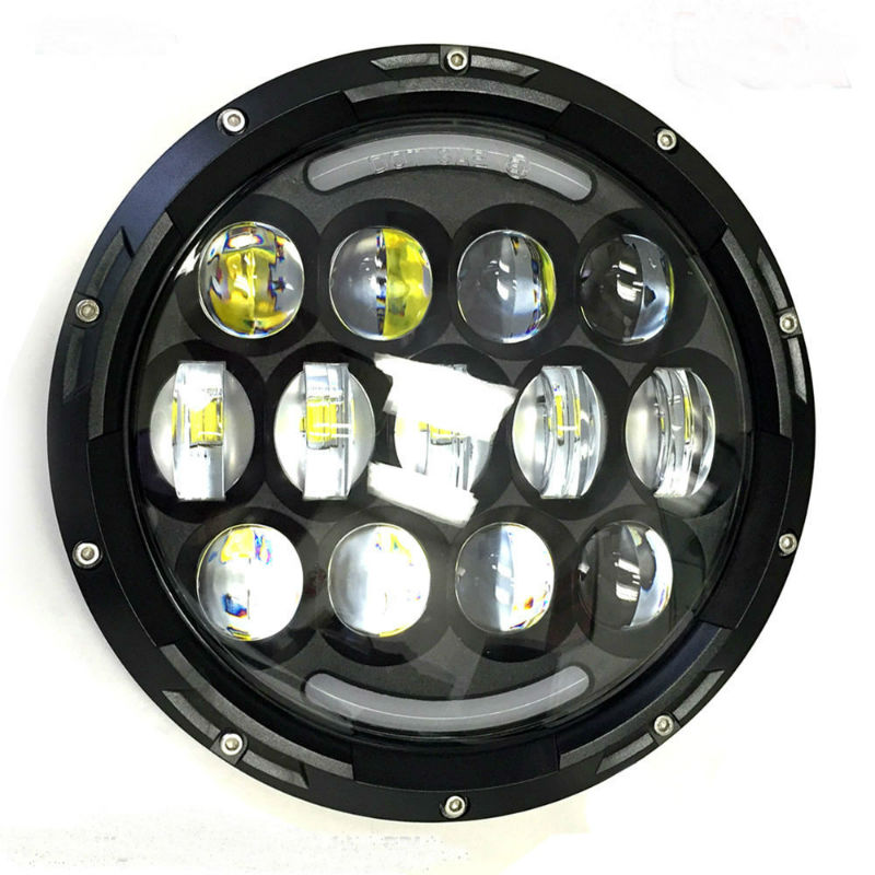 7inch LED Headlight with DRL75B22800
