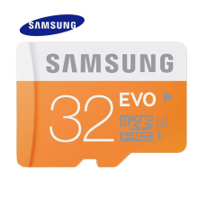 SAMSUNG 32G Micro SD Memory Card EVO C10 Max 48M/s SDHC EVO C10 32GB UHS TF Trans Flash Storage Device(China)