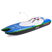 Buy rc boat 3252 4CH 75cm large size high speed electric remote control model toy racing boat rc hobby rc toys best gifts for $151.20 in AliExpress store
