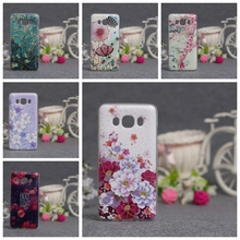 for Samsung J5 2016 Cases Luxury 3D Printing Soft TPU Protector Case for Samsung Galaxy J5 2016 J510 SM-J510F Silicon Cover Bag