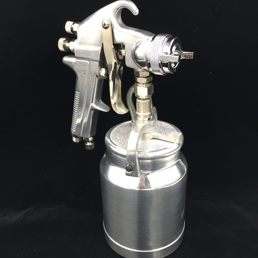 SAT0085 auarita pressure air paint sprayer pneumatic base coating spray high pressure paint gun<br><br>Aliexpress