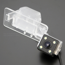 For Great Wall Hover Haval H3 H5 H6 Vehicle rear view back up reverse waterproof car Camera Wireless 4 LED Night Vision CCD HD