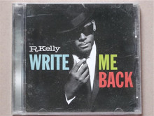 Free Shipping: Raleigh R. Kelly Write Me Back (Deluxe Edition) CD sealed