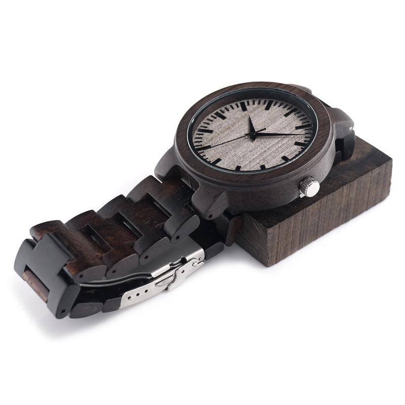 wood watch 2017 BOBO BIRD Brand watches for men