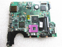 60 days Warranty laptop Motherboard For hp pavilion DV5 482870-001 with PM45 non-integrated graphics card
