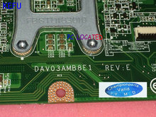 KEFU HOT IN RUSSIA FRANCE 01TN63 DAV03AMB8E1 REV : E FREE SHIPPING LAPTOP MOTHERBOARD FOR DELL VOSTRO 3750 NOTEBOOK PC(China)