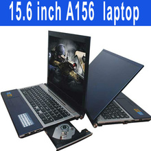 1pcs cheap 15.6 Inch Laptop Computer PC Windows Notebook DVD
