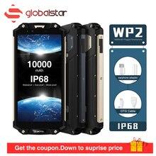 "OUKITEL WP2 10000mAh IP68 Waterproof Dust Shock Proof Mobile Phone 4GB 64GB MT6750T Octa Core 6.0"" 16mp 18:9 Smartphone 4G"