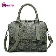 Women's Shoulder Bags Leather Fashion Totes Bag Brand Designer Ladies Handbag For Women Leather Handbags Totes Bolso Muje Clutch(China)