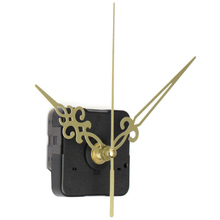 Gold Hands Black DIY Quartz Clock Movement(China)