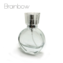 Brainbow 1pc 20ml Glass Empty Perfume Bottles Atomizer Spray Refillable Bottle Spray Scent Case with Travel Size Portable+Funnel(China)