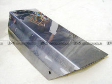 For Mitsubishi Evolution EVO 7 8 9 Carbon Fiber OEM Trunk Glossy Fibre Finish Rear Bonnet Accessories Racing Trim Car-Styling