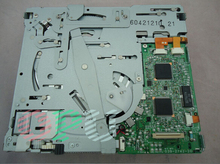 Brand new Clarion 6 CD changer mechanism PCB number 039-2742-20 for G&M Ford Mus&tang F-150 car CD radio sounds systems