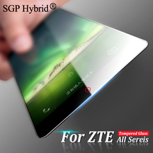 Tempered Glass Protector For ZTE blade a1 a452 a510 a610 axon 7 l2 l3 l5 v5 v7 lite x3 x7 s7 s291 nubia z5s z7 z9 z11 mini case