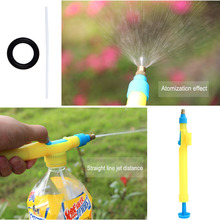 Plastic Hand Sprayer Gardening Pressure Pump Spray  Spread Trolley Gun Sprayers Head Water Pressure Tool