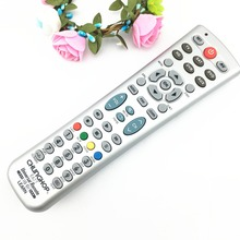 1PCS Chunghop E677 2AAA Combinational remote control learn remote for TV SAT DVD CBL DVB-T AUX universal remote 3D SMART TV CE(China)