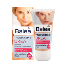 Quality Balea Urea Day Cream with 5% Urea Cream for Very Dry Skin Intensive moisture Gentle Soothing care Pleasant skin feeling(China)