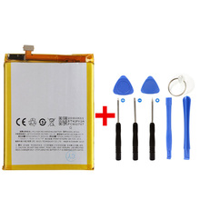 New BT42C BT 42C Mobile Cell Phone Battery Replacement Backup Charger Lithium Batteries For Meizu M2 M 2 Note Repair tool kits