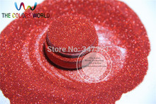 Holographic Laser RED  color Makeup Loose Glitter Powder  Eyeshadow  Face Body Cosmetic for free shipping
