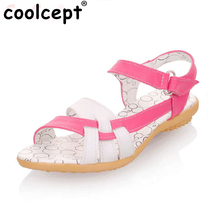 women bohemia string bead casual summer spring falt sandals sexy fashion ladies footwear heels shoes P11935 hot sale size 35-39