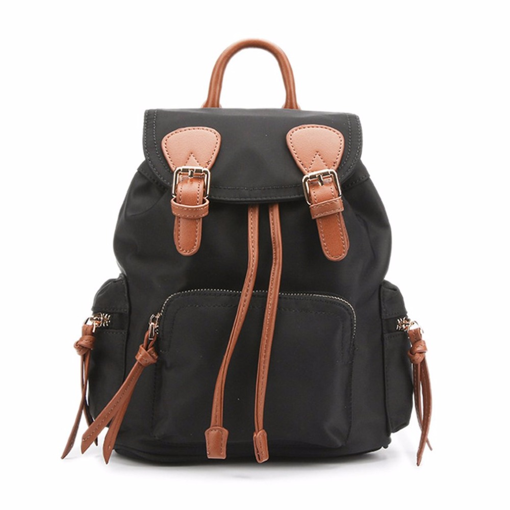 Women Canvas Backpack College Style Student Bag School girl Large Capacity  Double Shoulder Bag Female Mochila Rucksacks Bolsas<br>