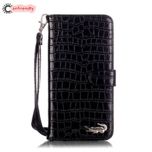 Cover Case For iPhone 6S Plus 6 5 S 5S Capa Crocodile PU Leather Flip Luxury Case for Coque iphone6 For iphone6s Fundas Holster