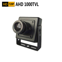 Mini AHD camera mini 720P 1.0megapixel CCTV Camera security camera indoor AHD mini camera ahd for 1000TVL AHD Kamera