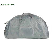 FREE SOLDIER outdoor sport camping handbags skin bag lightweight folding magic  portable bag