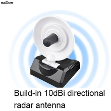 WU770N USB High Power WiFi Wireless Adapter 150Mbps Radar High Gain w/Antenna USB Wireless Signal Receiver/Emitter(China)