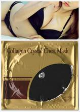 Collagen Crystal Breast Masks chest skin Anti Ageing Skin Care Mask(China)