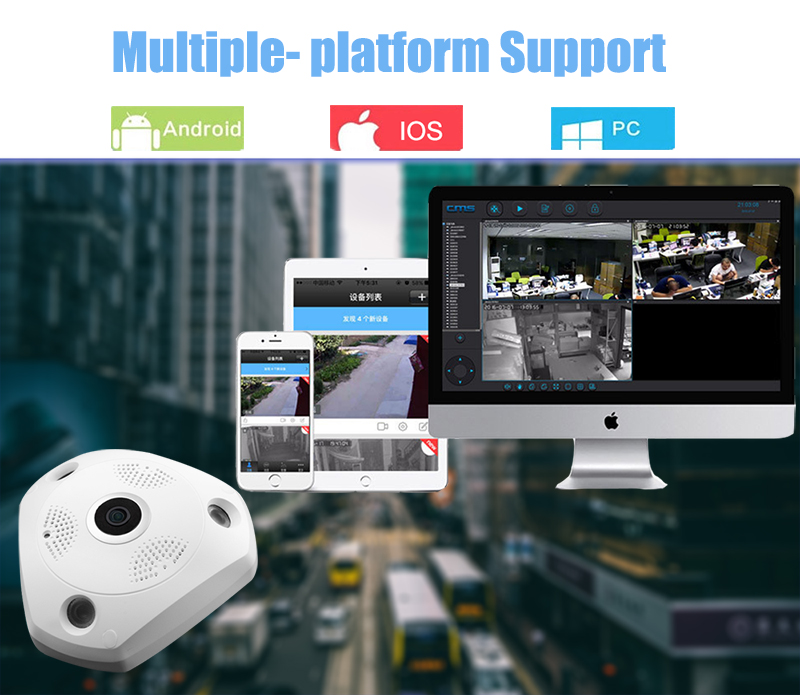 Multiple- platform Support and Remote Control