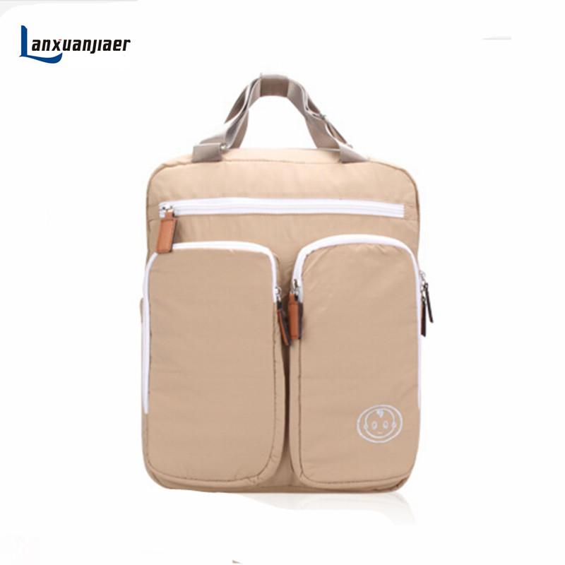Baby backpack bag Multifunction Mummy Bag for stroller Large Capacity  fashion mum mother diaper bags Nappy Bags free shipping<br>
