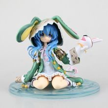 Japanese Anime Figures Date A Live Yoshino 1/7 Scale Sex Figurine Toys Doll PVC Action Figure Collectible Toys For Men 15CM(China)