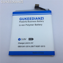 GUKEEDIANZI New High Quality Smartphone Battery BT50 3140mAh For Meizu Meizy Meilan M1 Metal Replacement Batteries(China)