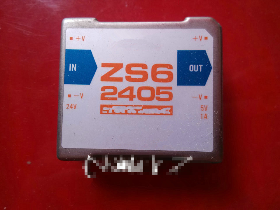 NEW FOR ZS62405 Isolated Power DC-DC 24V to 5V 1A 6W<br>