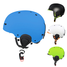 Ski Helmet Extreme Sports Protective Gear Warm Windproof Snow Skating Winter Skateboard Helmets Adult Children