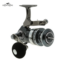 FDDL 5+2BB Fishing Reel Metal Spool Left/Right Interchangeable Handle 5.2:1 Saltwater Spinning Reel Fishing Gear Carretes De Pes(China)