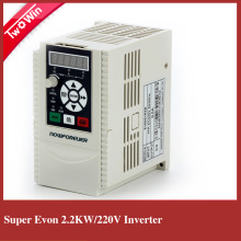 2.2KW 220V 1HP Variable Frequency Drive VFD Inverter Output 3 phase 400Hz 10A Inverter