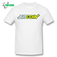 Buy Bitcoin Creative Design Funny 5XL Cotton Tees Plus Size T Shirt Short Sleeve Man Round Collar T-Shirt for $9.90 in AliExpress store