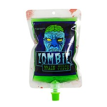 5 Styles Clear Blood Energy Drink Beverage Bag Halloween Pouch Props Vampires Aliens Blood Bag Cosplay Party Events Decoration
