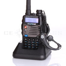 New Baofeng UV-5RA For Police WalkieTalkie Scanner Radio Dual Band Cb Ham Radio Transceiver UHF 400-470MHz & VHF 136-174MHz