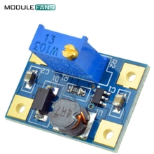 DC-DC 2-24V to 2-28V Step Up Adjustable Power Module Step Up Boost Converter Module 2A SX1308