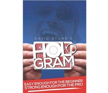 Free shipping ITgimmick Hologram (All and Gimmick) by David Stone , street  bar close up card magic Label illusion